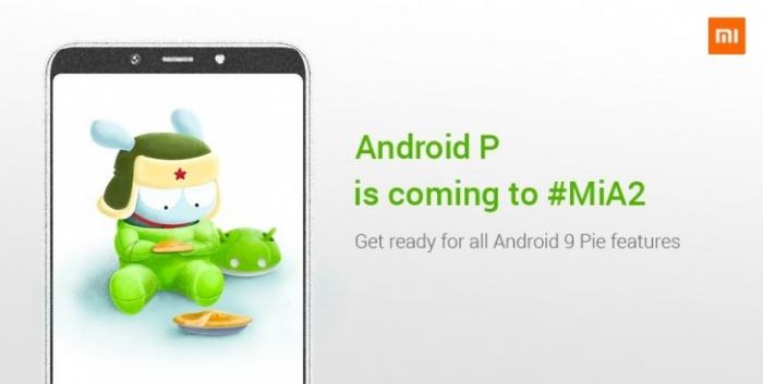 Xiaomi Mi A2 станет первым телефоном компании Android One, получившим обновление